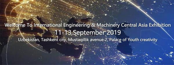 Tashkent to host International Engineering and Machinery