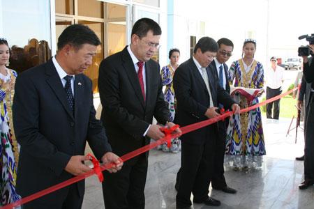 ZTE in Uzbekistan
