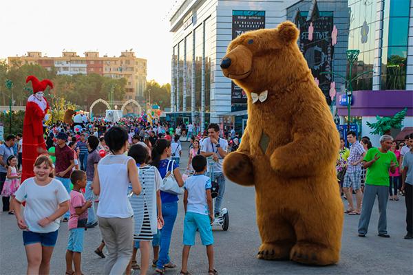 «Анхор-Локомотив» отметил свой первый День рождения