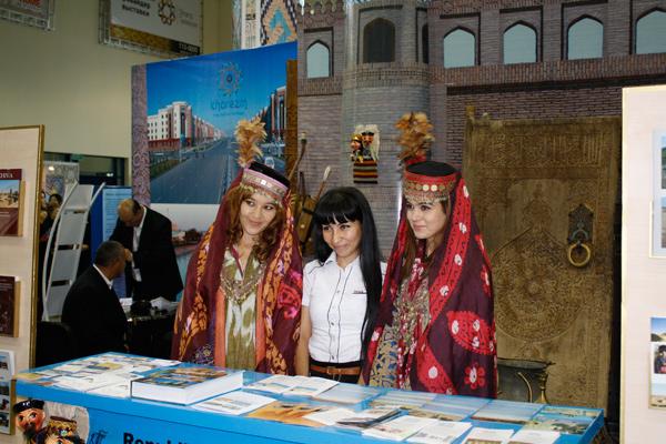 TITF-2014 fair starts in Uzbek capital